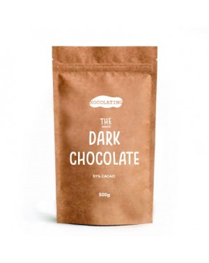 The Dark Chocolate 51%