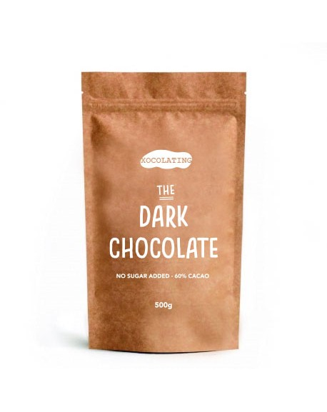 The Dark Chocolate SUGAR FREE